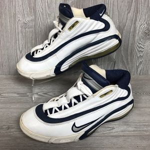 VTG Nike Max Air Team Basketball Shoes Men's 10.5